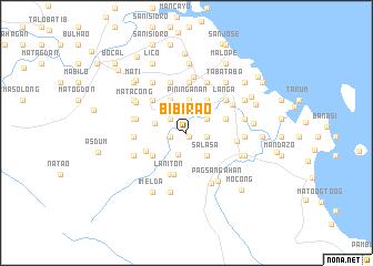 map of Bibirao
