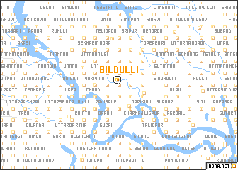 map of Bil Dulli