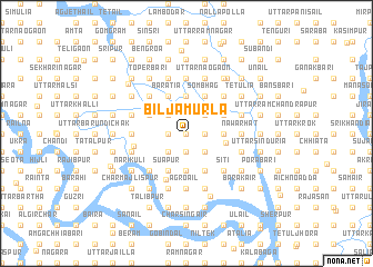 map of Bil Jāmurla