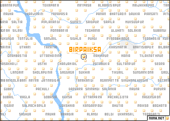 map of Bir Pāiksa