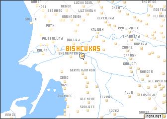 map of Bishçukas
