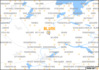 map of Blunk