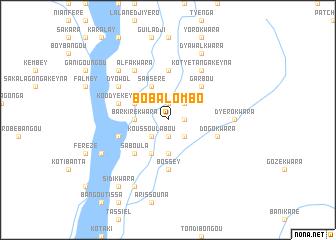map of Bobalombo