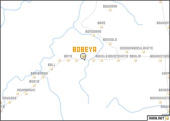 map of Bobèya