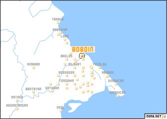 map of Boboin