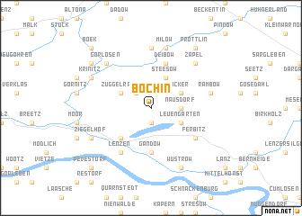 map of Bochin