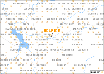 map of Bolfiar
