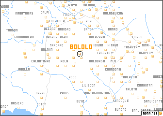 map of Bololo