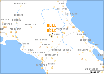map of Bolo