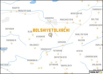 map of Bol\