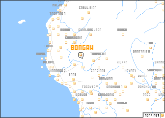 map of Bong-aw