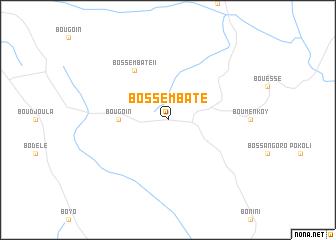 map of Bossembate
