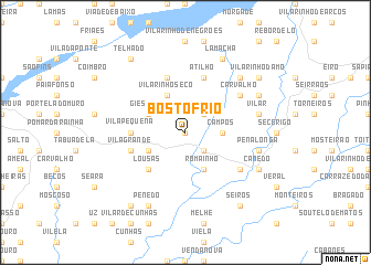 map of Bostofrio