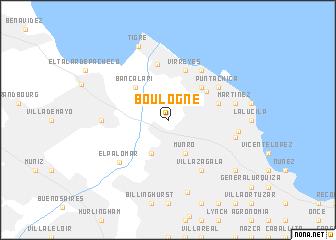 Boulogne Argentina Map Nonanet - Argentina 3d map