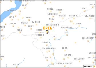 map of Breg