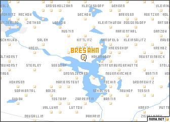 map of Bresahn