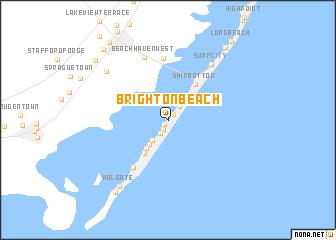 Brighton Beach Nj The Best Beaches In World