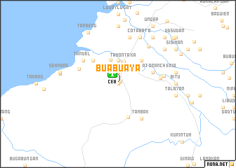 map of Buabuaya