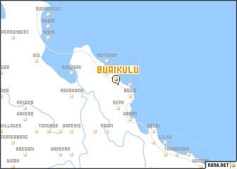 map of Buaikulu