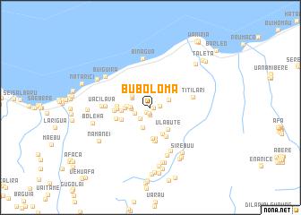 map of Buboloma