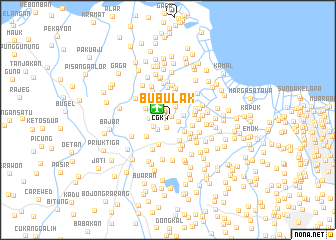 map of Bubulak