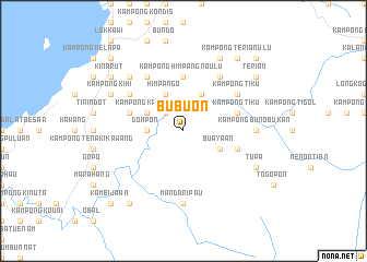 map of Bubuon