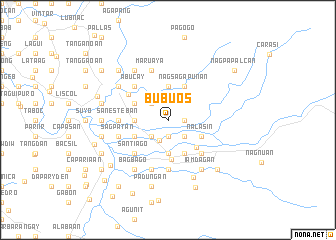 map of Bubu-os