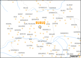 map of Bubuq