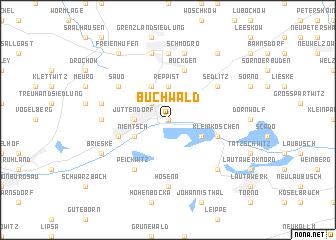 map of Buchwald