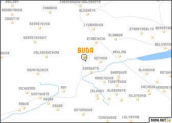 map of Buda
