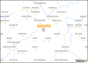 map of Bu Dienn