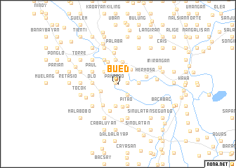 map of Bued