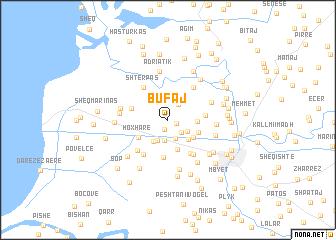 map of Bufaj