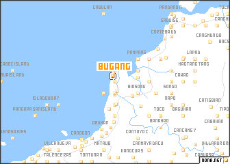map of Bugang