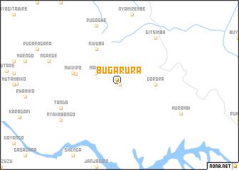 map of Bugarura