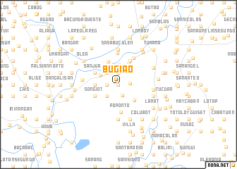 map of Bugiao