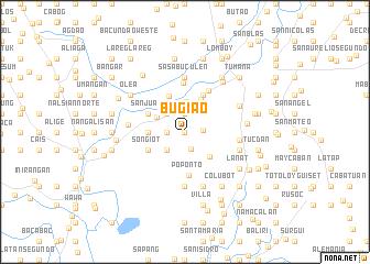 map of Bugiao