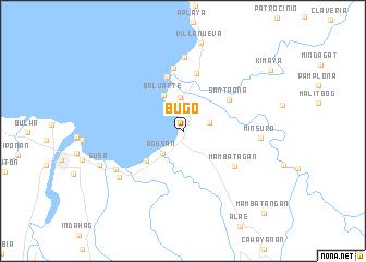 map of Bugo