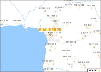 Bujumbura Burundi map nonanet