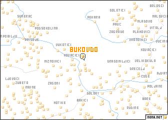 map of Bukov Do