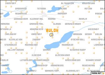 map of Bülow