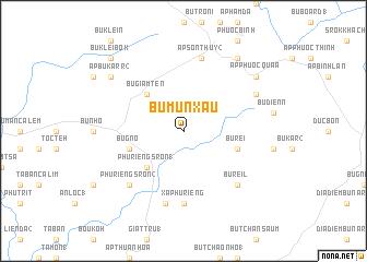 map of Bu Mun Xau