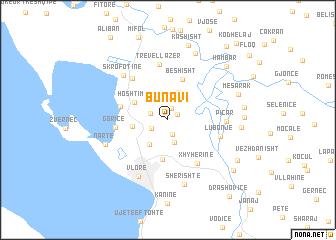 map of Bunavi