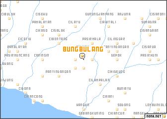 map of Bungbulang