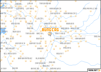 map of Bungcag