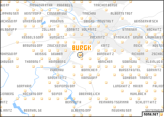 map of Burgk