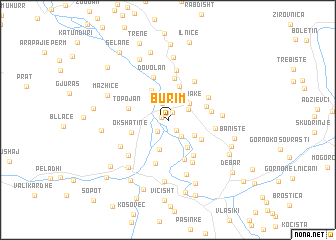 map of Burim