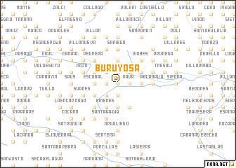 map of Buruyosa
