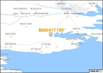 buskhyttan
