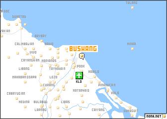 map of Buswang
